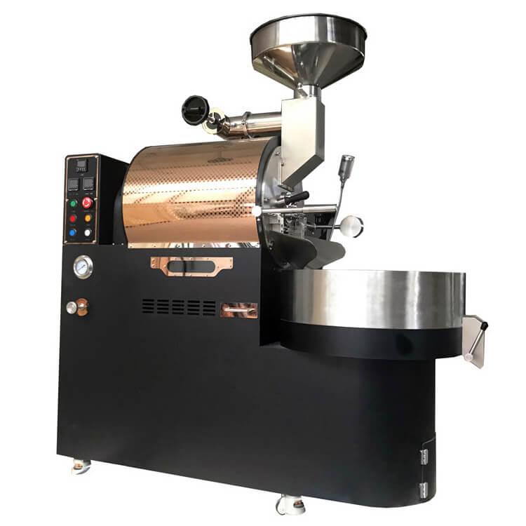 10kg gas coffee roaster italian coffee roaster roasting machine coffee 2