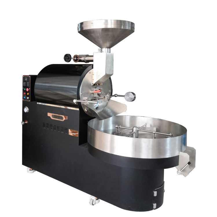 Machine de torréfacteur de café de l'industrie 10Kg pour la machine de torréfaction de café