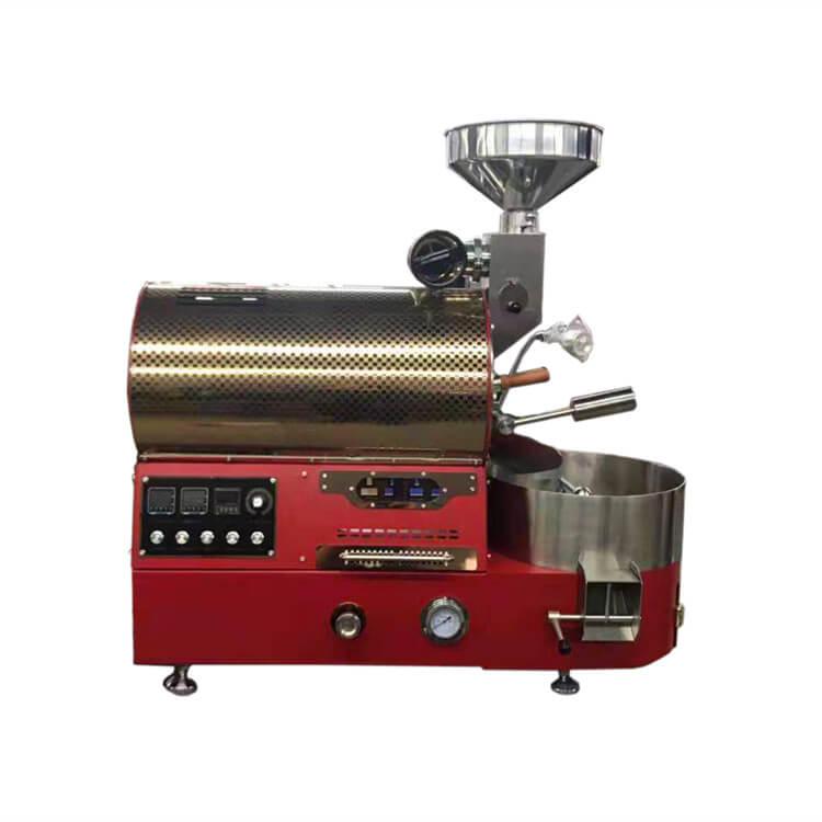 Machine de torréfaction de grain de café de torréfacteur de café 1Kg pour le café