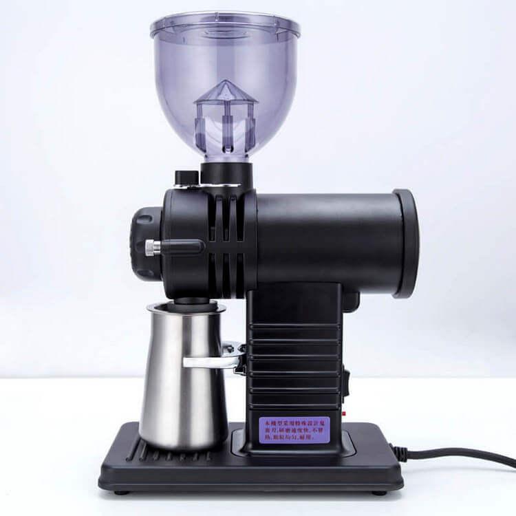 Machine de meulage de grain de café de moulin à café 225G