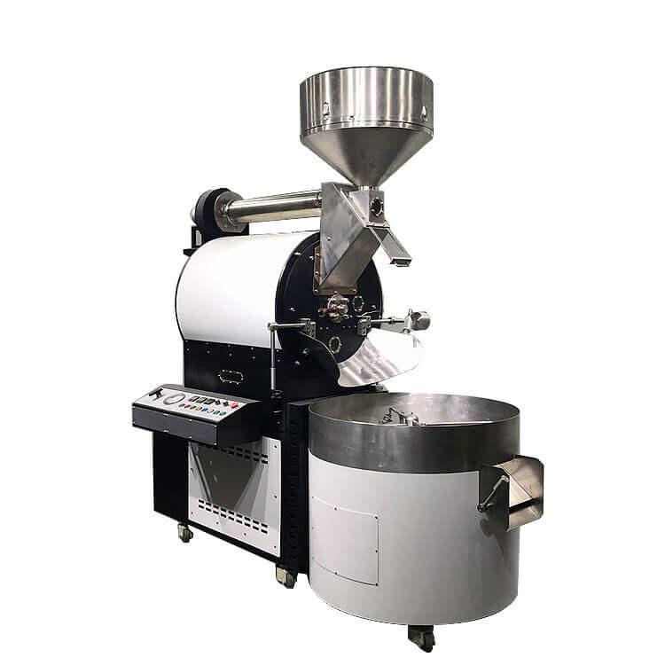 Torréfacteur de café commercial de torréfacteur de café de gaz de la Chine 30Kg torréfacteur à ve...