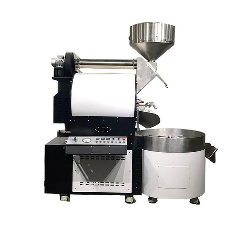 Machine de torréfacteur de café 30Kg pour de grandes machines de torréfaction de café d'ind...