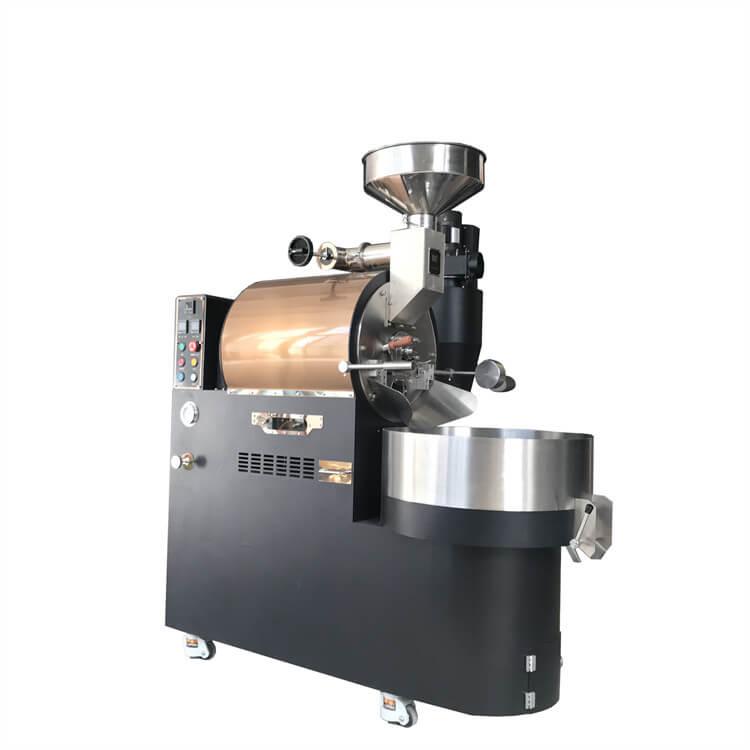 Torréfacteur de café 5Kg Machine de torréfacteur de café à gaz 6Kg Tostadora De Cafe