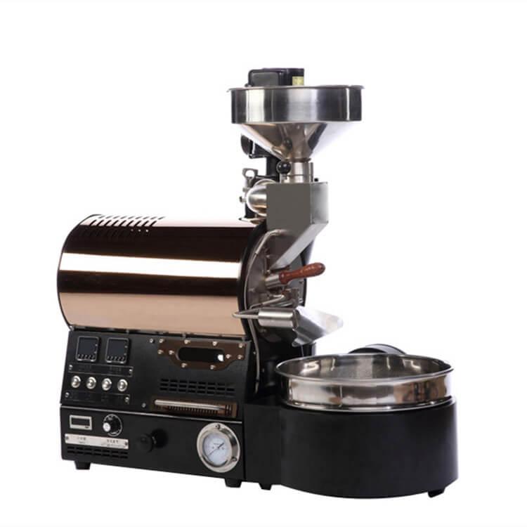 Machine de torréfaction de grains de café à gaz 600G