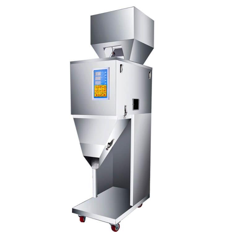 Grain de café de machine de remplissage de poudre de café de machine de remplissage 999G 1Kg