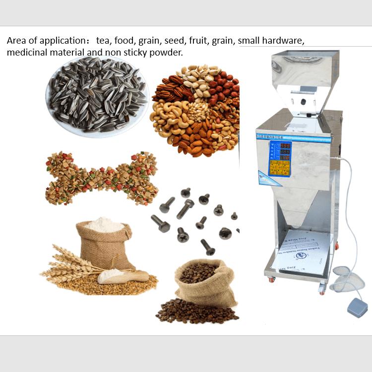 999g 1kg filling machine coffee powder filling machine coffee bean 4