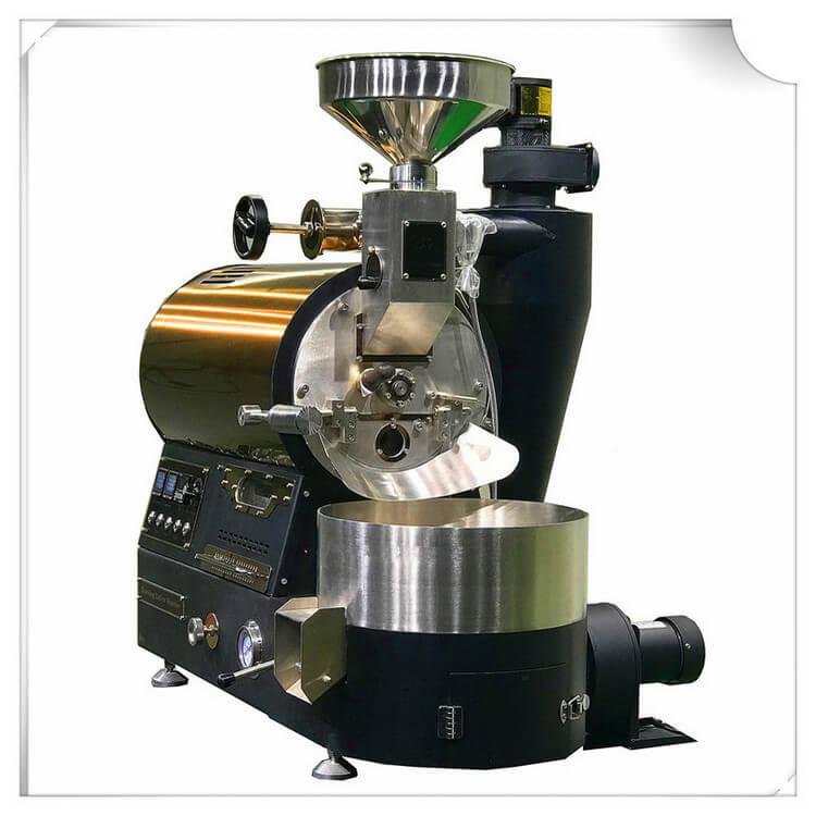 Machine de torréfaction électrique de grain de café d'air chaud de torréfacteur électrique
