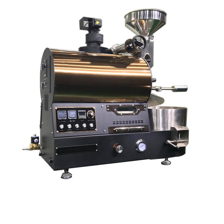 Torréfacteur de café à gaz Torréfacteur de café commercial 1Kg