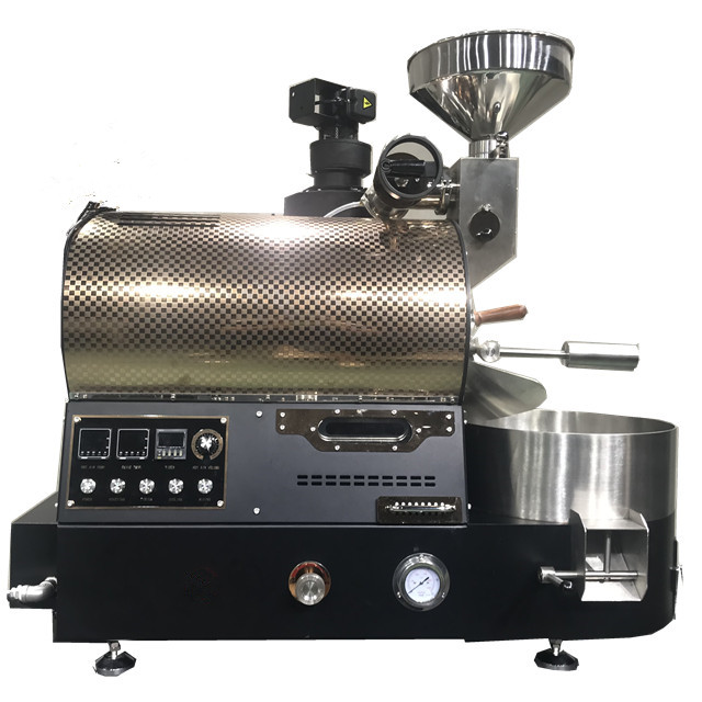 gas coffee roasters 1kg commercial coffee roaster 7