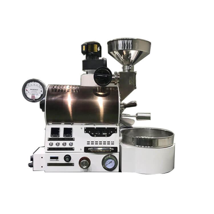 Machine de torréfaction de café à gaz à air chaud