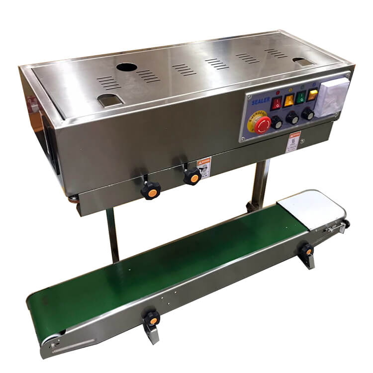Machine de cachetage de café de machine de cachetage de p...
